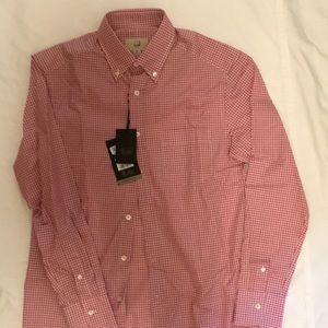 Dunhill London, Men's button down shirt, Small